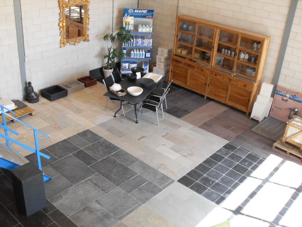Natuurstenen u0026 Keramische Tegels : Leisteen : Hardsteen : Graniet